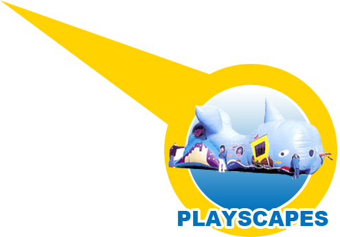 rent-inflatable-playscape-ct