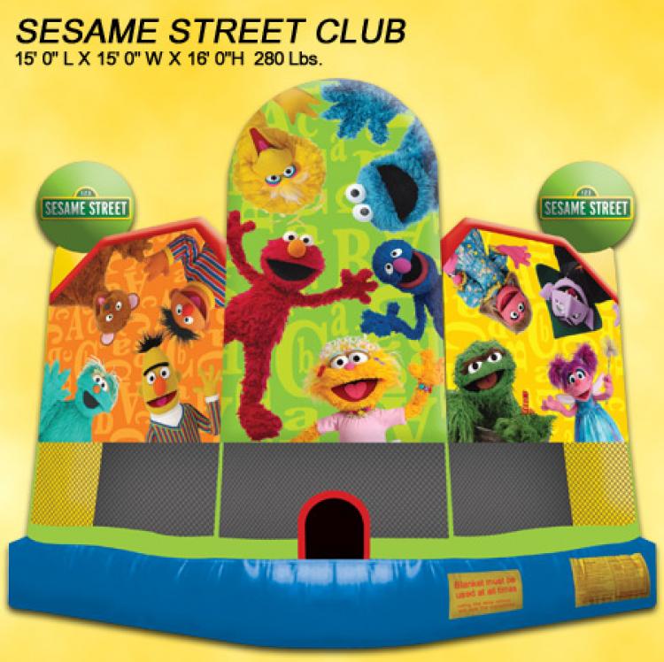 Seasame Street