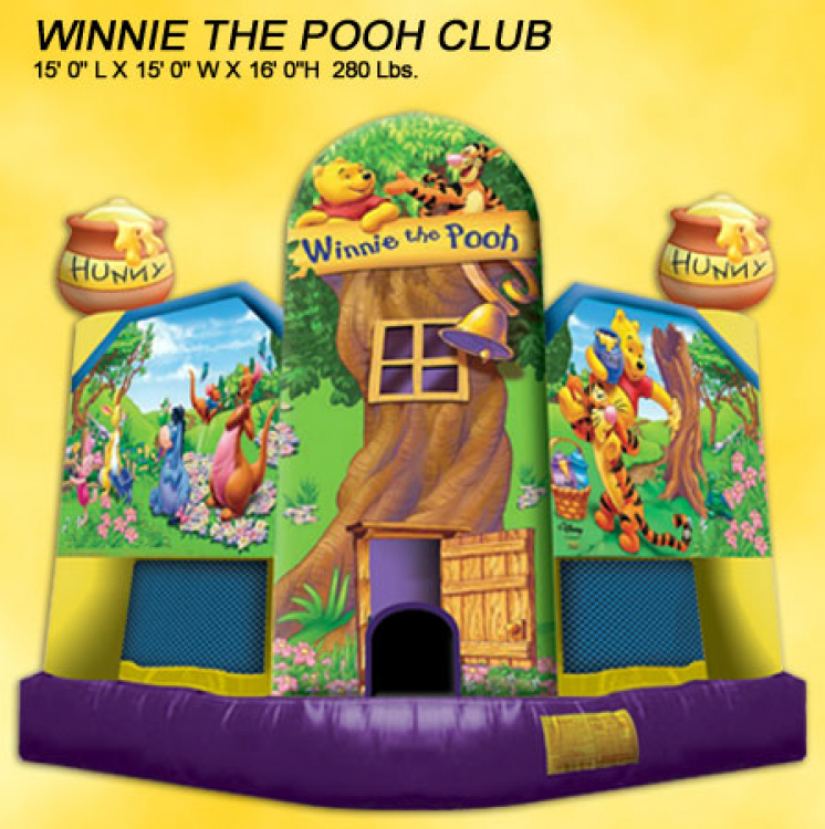 Winnie the Pooh (medium)