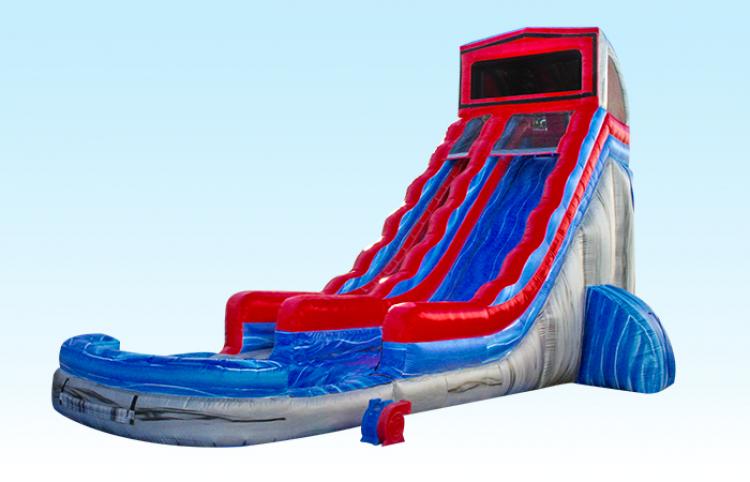 Firecracker Slide